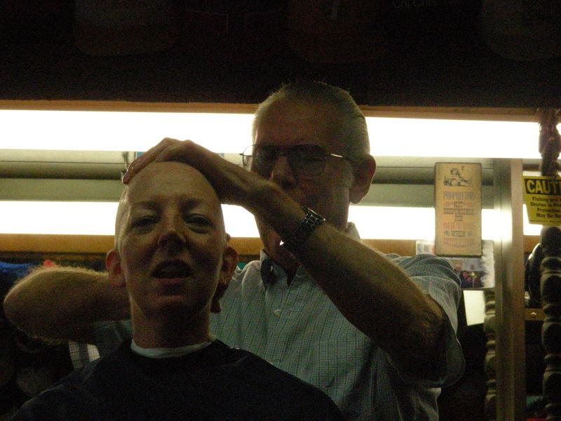 Ethie's barber trip 004