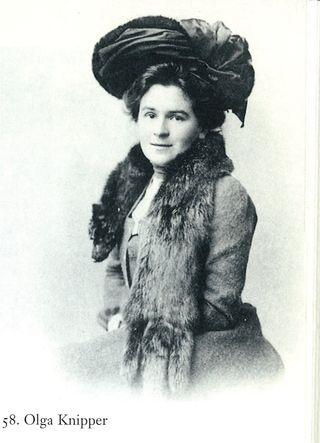 Olga Knipper - Copy