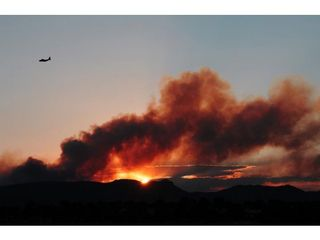 Waldo canyon fire1