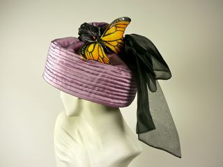 LLL-Princerss hat butterfly