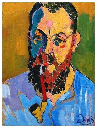 Red fauvist