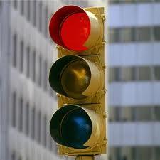 Red traffic